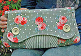 Casablanca Clutch Bag Pattern - Retail $10.00