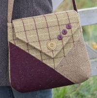 The Marsham Messenger Bag Pattern - Retail $10.00