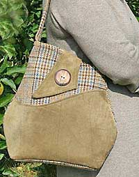 The Brideshead Bag Pattern - Retail $9.00