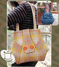 Kitchen Garden Bags Pattern - Retail $9.00